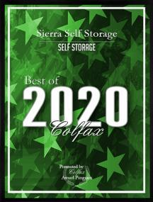 Sierra Best of Colfax 2020