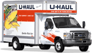 Quality U-Haul trucks & trailers!