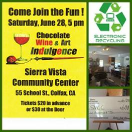 Support the Sierra Vista Community Center!