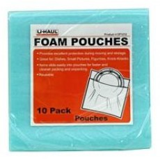 Foam Pouches, Medium