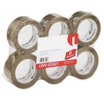 Packing Tape 6-pack, 2 in. x110 yards
