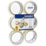 Packing Tape 6-pack, 2 in. x55 yards