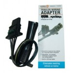 Wiring adapter, 4 round to 4 flat
